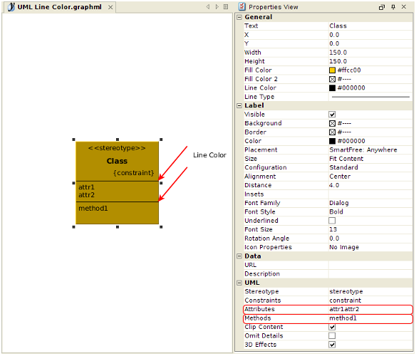 Drawing Lines In Yed : Uml diagram yed image collections how to guide and refrence